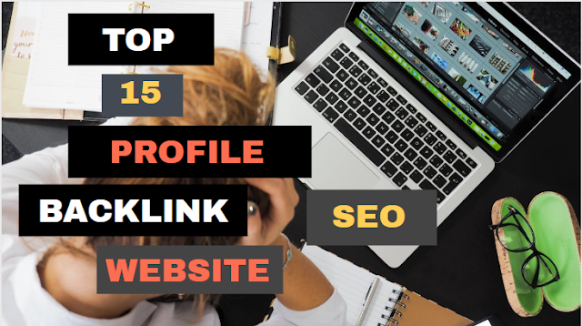 Profile Bakclink Website off page SEO