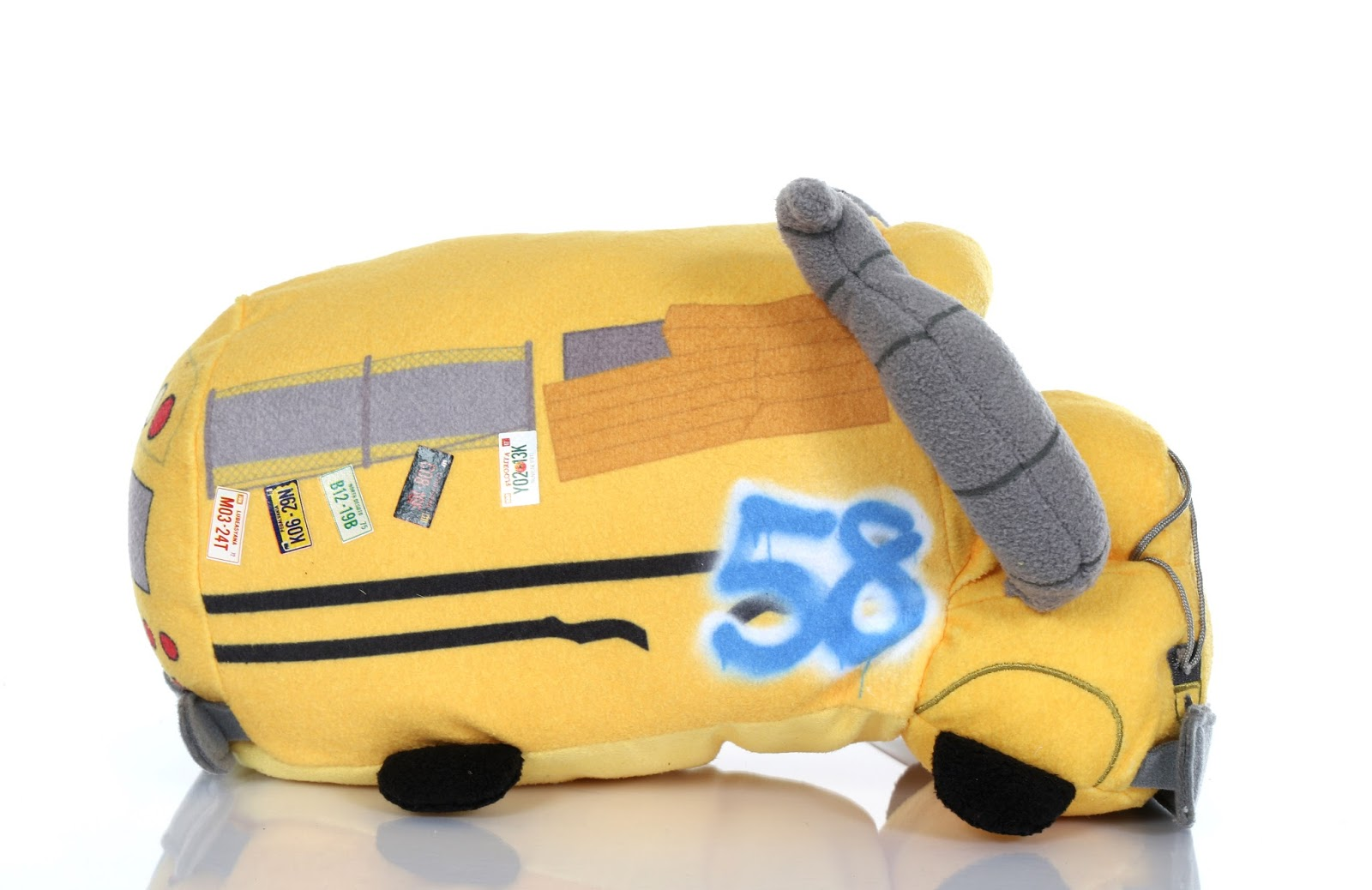 disney store cars 3 tsum tsums miss fritter