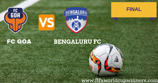 isl football final Gova vs Bengaluru FC 2018-19