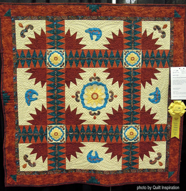 Southwestern Decor From H M: Quilt Inspiration: Southwestern Quilts