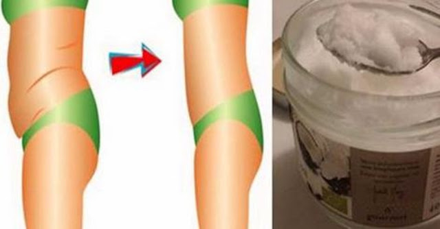 This is What Happens to STOMACH FAT and Blood Sugar When You Eat 2 TBSP of Coconut Oil