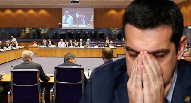 Άγριες πλάκες στο Eurogroup No5