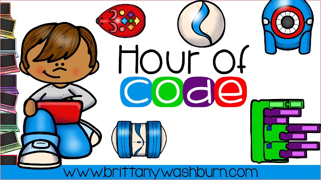 Hour of Code and Continuing Coding All Year