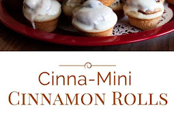 CINNA-MINI CINNAMON ROLLS