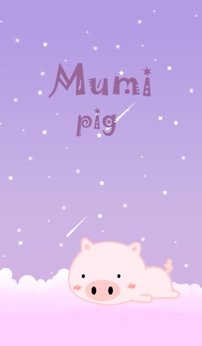 Mumi In Winter