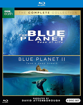 The Blue Planet Collection Blu Ray