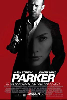 Parker (2013) [SINOPSIS]