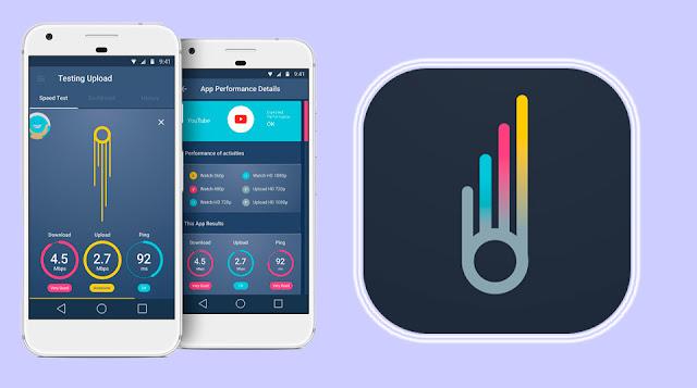 قياس سرعة الإنترنت و سرعة التحميل و الرفع! و معلومات أكثر حول الإنترنت الخاص بك! كل هذا في تطبيق واحد
