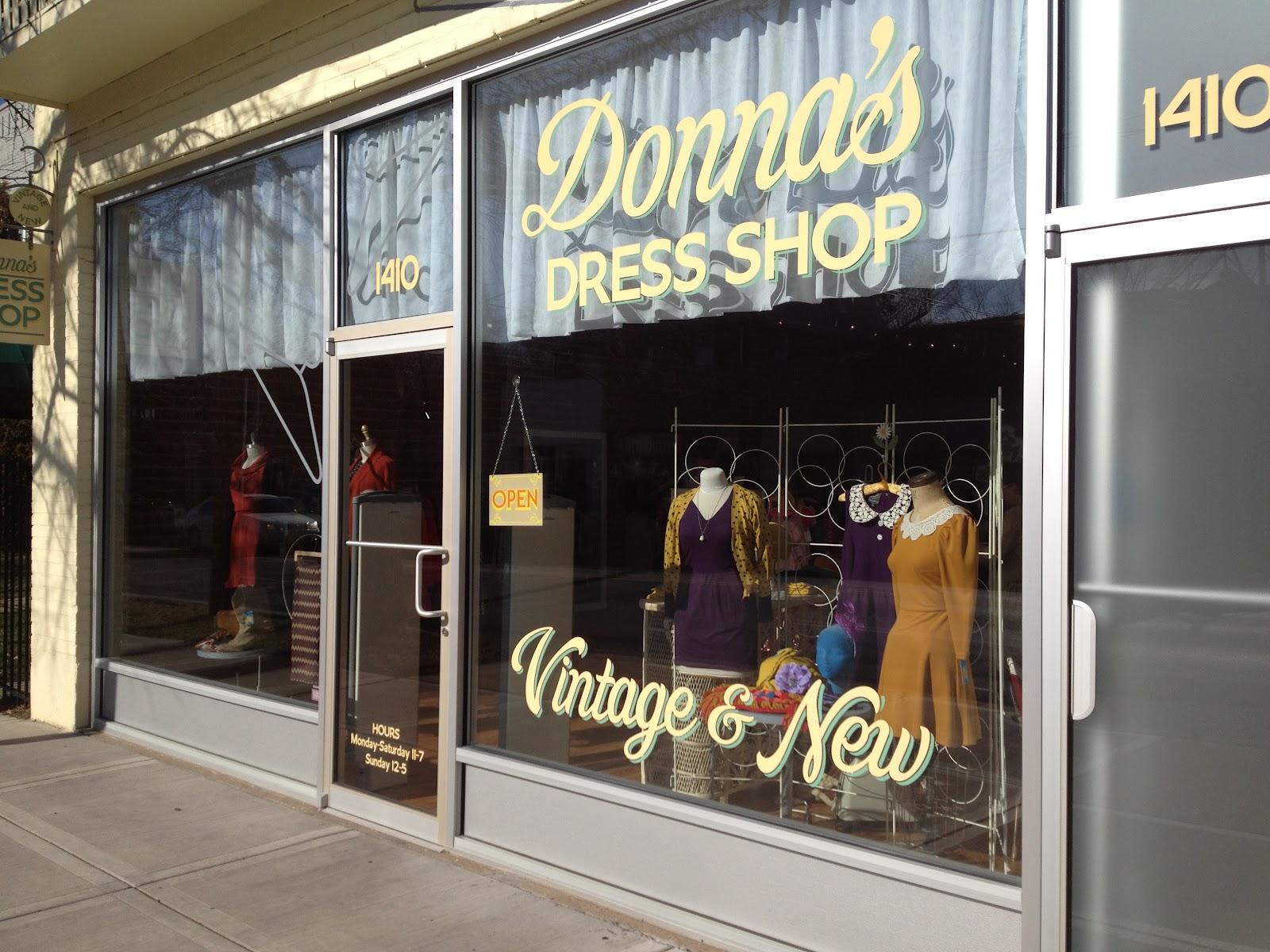 b109498074b Parlour Theno  Local Spotlight - Donna s Dress Shop