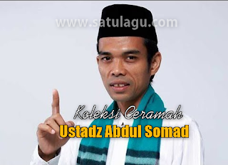 25 Koleksi Ceramah Ust. Abdul Somad Mp3