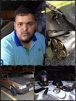 GCM de Barueri detém elemento por porte ilegal de arma de fogo