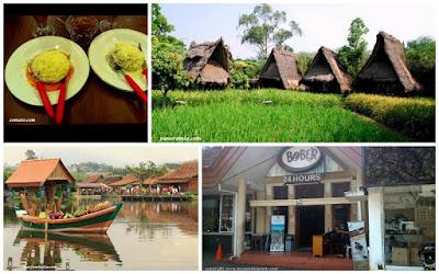 Bandung, One Stop Travel Places pusat nongkrong dan wisata kuliner