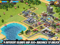 Paradise City Island Sim MOD APK Unlimited Money
