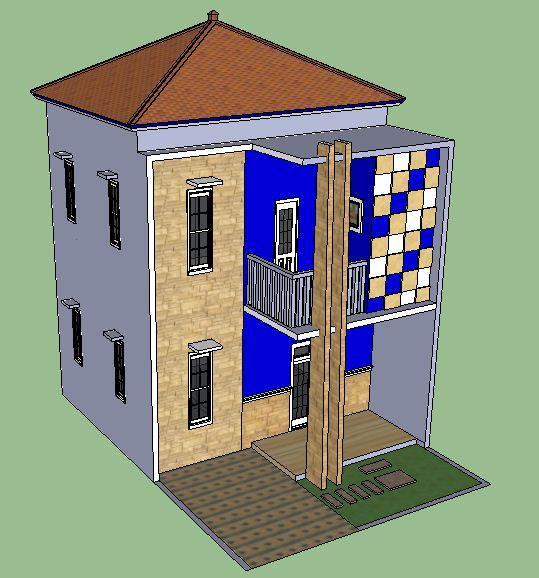 920 Koleksi Konsep Rumah Lahan Sempit Gratis