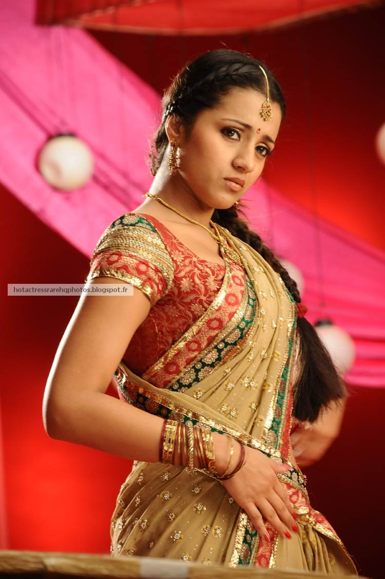 Hot Indian Actress Rare Hq Photos Tamil Actress Trisha -5650