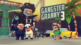 Gangster Granny 3 [APK+OBB DATA] Android cracked game