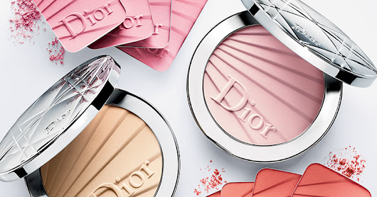 DIOR 'Rouge Gradient' Spring 2017 MakeUp Collection