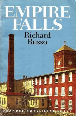 """Novelistas norteamericanos actuales, """"Empire Falls"""""""
