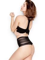 Barbara Palvin sexy lingerie model photoshoot