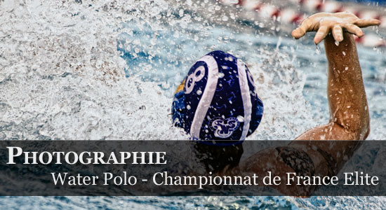Water Polo - Aix-les-Bains vs Strasbourg par Synoptic Productions