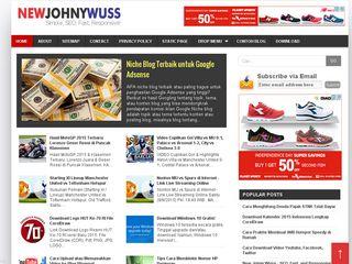 New Johny Wuss Update