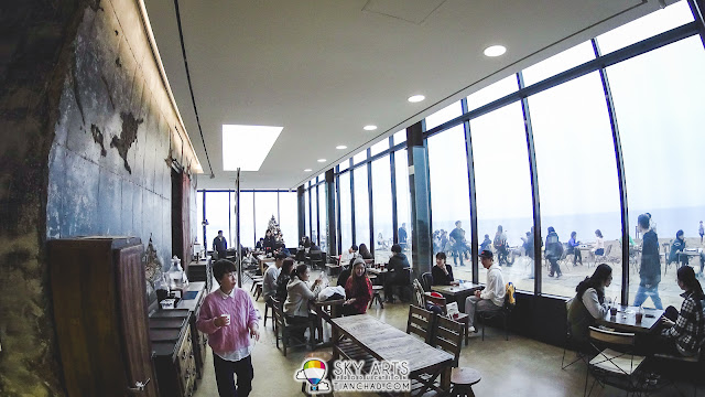 Monsant Cafe몽상 @ Jeju Island - Dining area