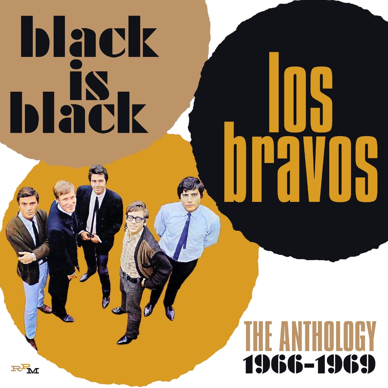 Los Bravos Black Is Black The Anthology 1966 1969