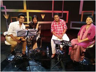 'Sihinayaki Re' with lyricist Malini Jayaratne