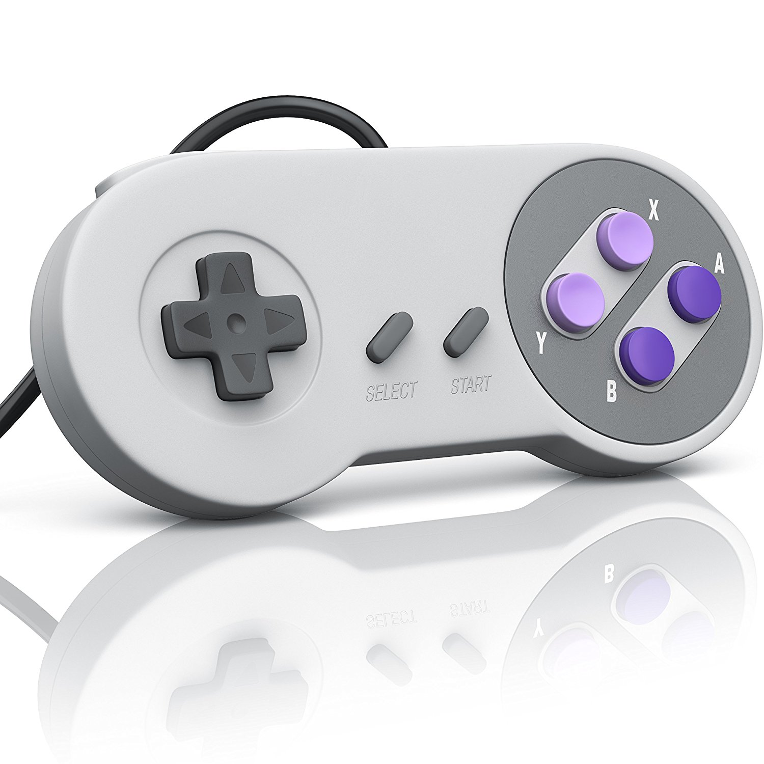 CSL - 2x Gamepad USB SNES