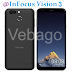 InFocus Vision 3 with 4000mAh Battery, Dual Rear Cameras Launched in India: Price, Specifications and Features