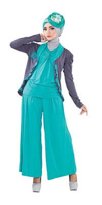 Baju Gamis Muslim Terbaru