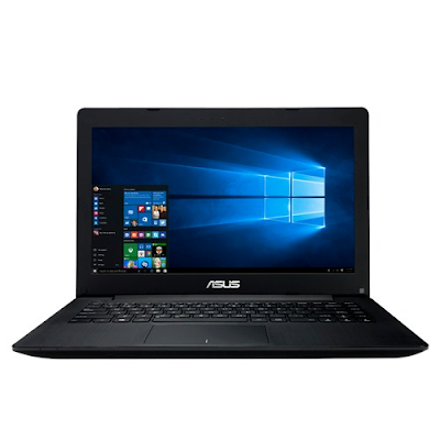 Asus X453SA windows 10 operating system laptop