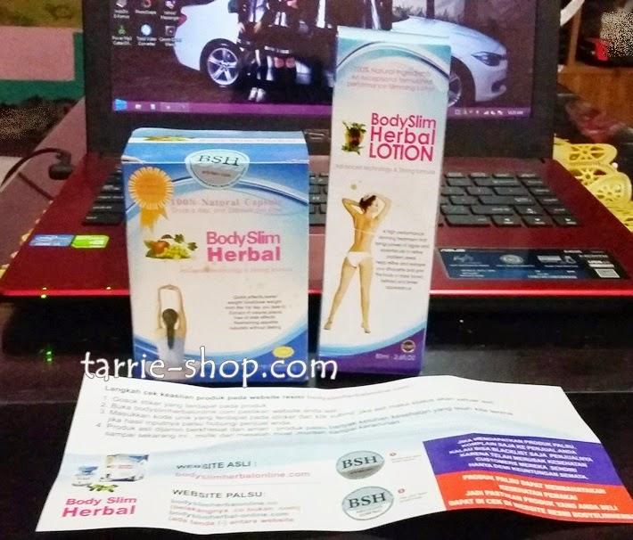 Paket BSH Kapsul BSH Lotion