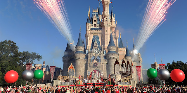 Castelo do Magic Kingdom