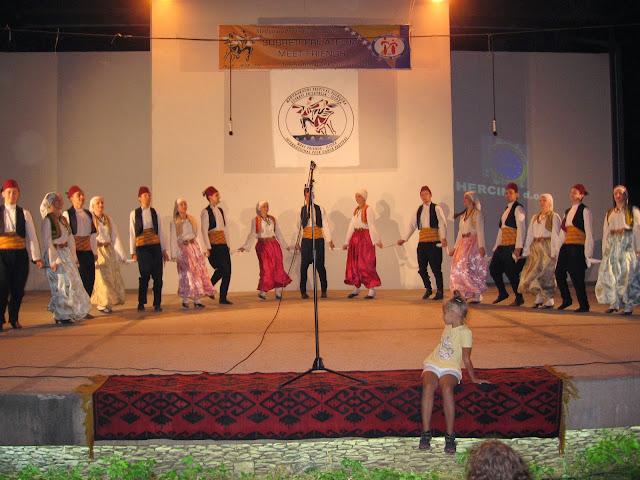 Saraybosna Uluslararası Halk Dansları gösterisi
