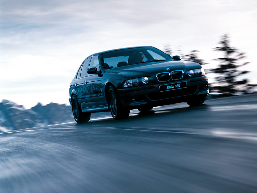 The World Sports Cars Bmw M5 E39 Wallpaper