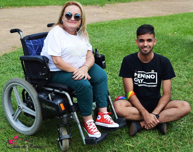 O Piquenique LGBT's Com Deficiência está fazendo aniversário! Parabéns!