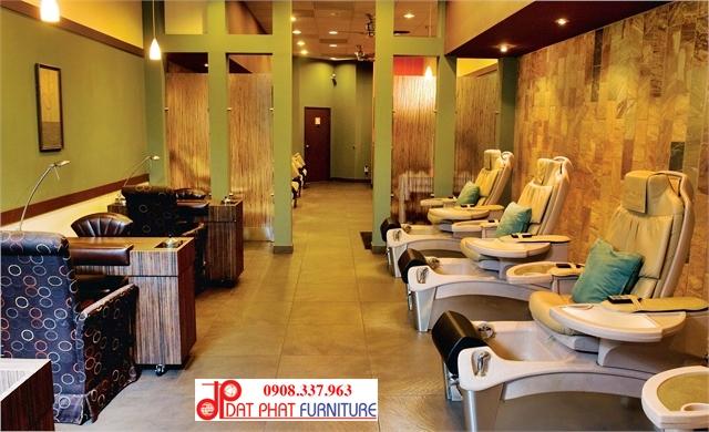 ghế spa pedicure, ghế nail massage, ghế Nail cao cấp