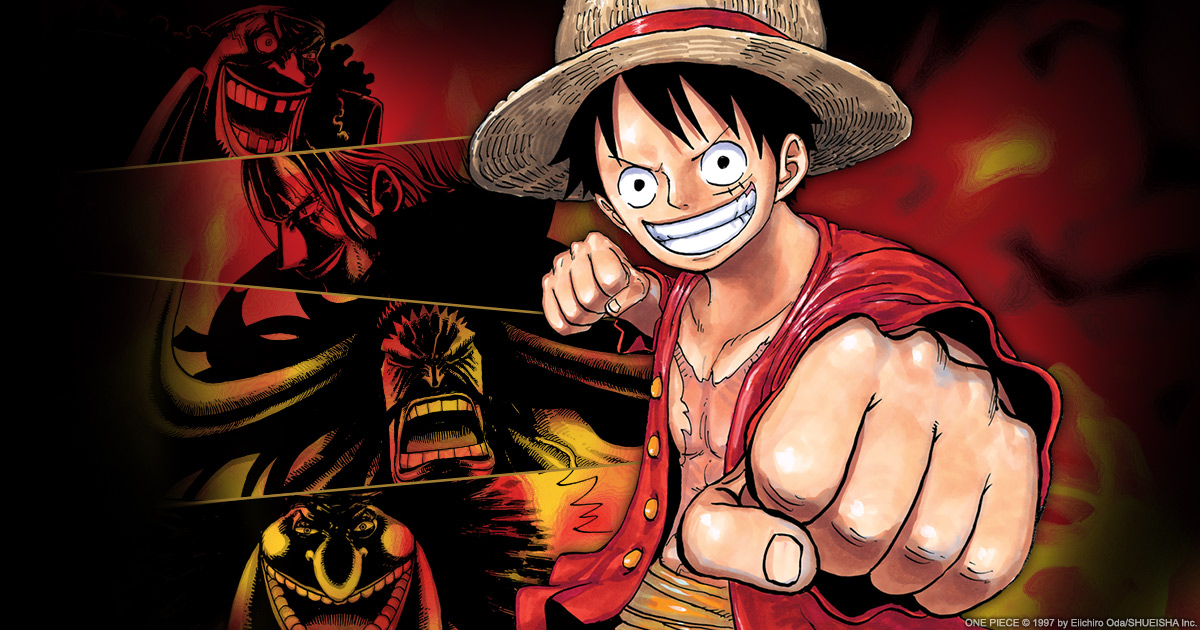 One Piece Manga Getting A Live-action TV Show By Prison Break And Teen Wolf Production House.