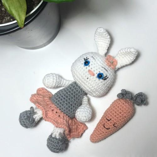 Lykke Bunny - Free Pattern