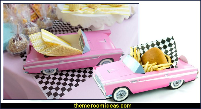Groovy Decorating Theme Bedrooms Maries Manor 50S Party Ideas Interior Design Ideas Truasarkarijobsexamcom