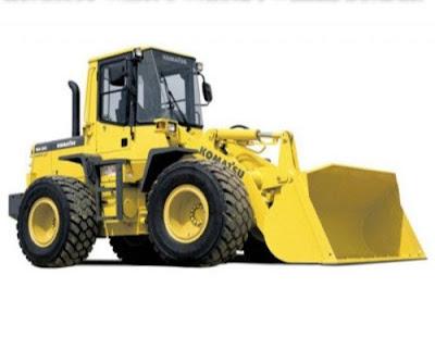 wheel loader WA180-3