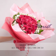 bunga mawar 20 tangkai