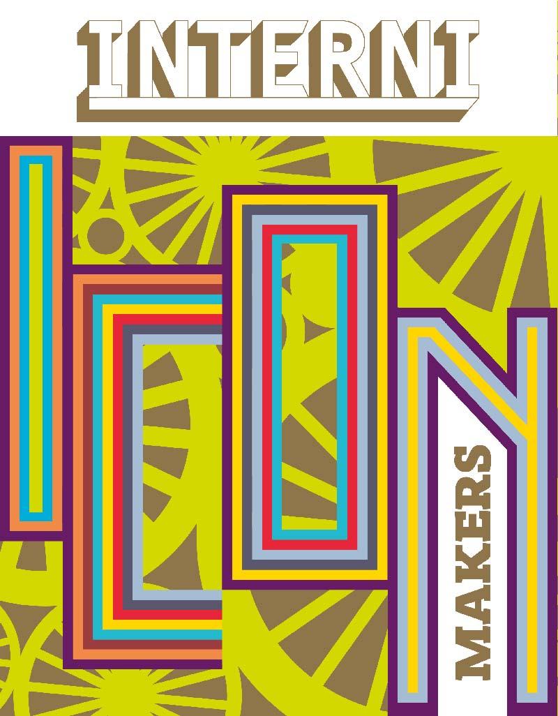 copertina del numero speciale della Serie Oro di INTERNI