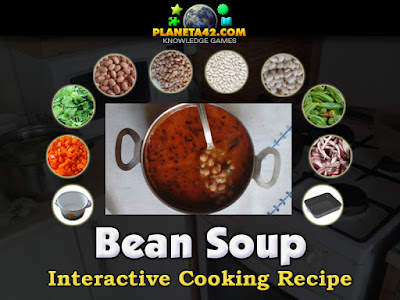 Simple Bean Soup game