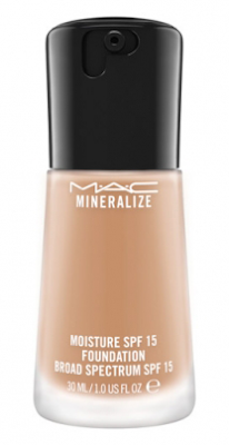 MAC Mineralize Moisture SPF 15 Foundation