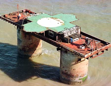 Sealand claims to be the smallest country in the world.Interesting facts about Sealand.