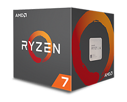 AMD Ryzen 7 1800X - box