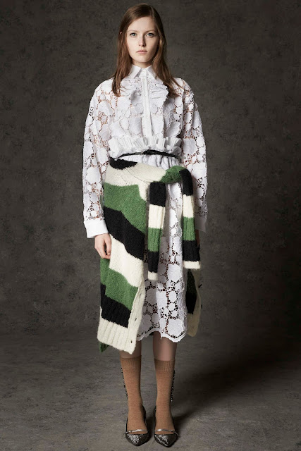 N.21 Pre-Fall 2016 by Alessandro Dell'Acqua :: Cool Chic Style Fashion