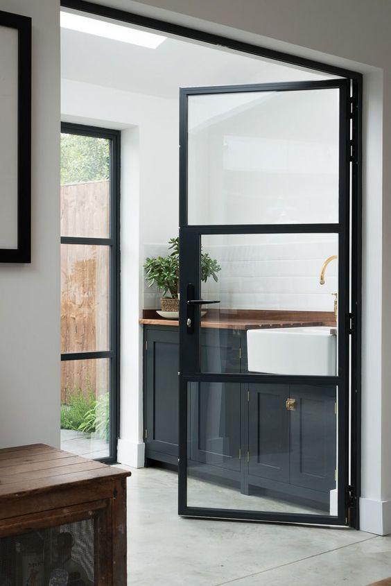 Kitchen Shaker Style Doors